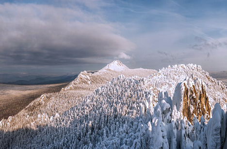 Taganay National Park, Urals, Russia. Source: Lori/Legion-Media
