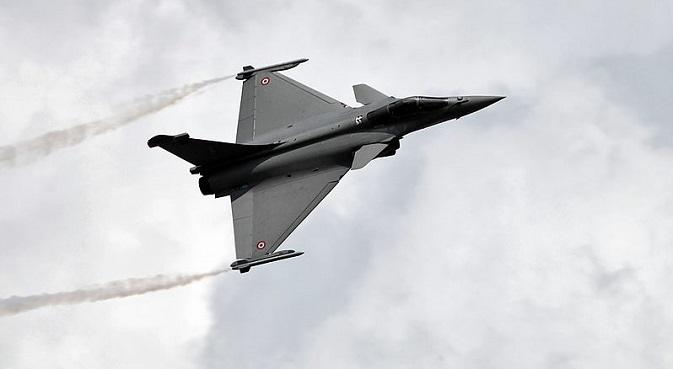 Rafale aircraft. Source: Vitaly Kuzmin / wikipedia.org