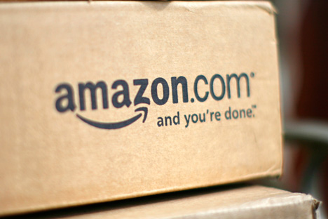 On Feb. 13, Amazon launched several new sections for e-books on different foreign languages. Source: Reuters