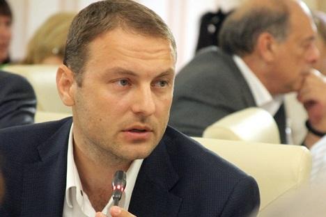 Andrei Skrynnik. Source: Ruslana Krymskaya / RG