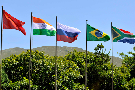 The agreement on the creation of the BRICS Bank was signed in June, 2014, at the BRICS summit in the Brazilian town of Fortaleza. Source: Press Photo