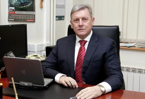 Sergey Goreslavsky. Source: Rosoboronexport