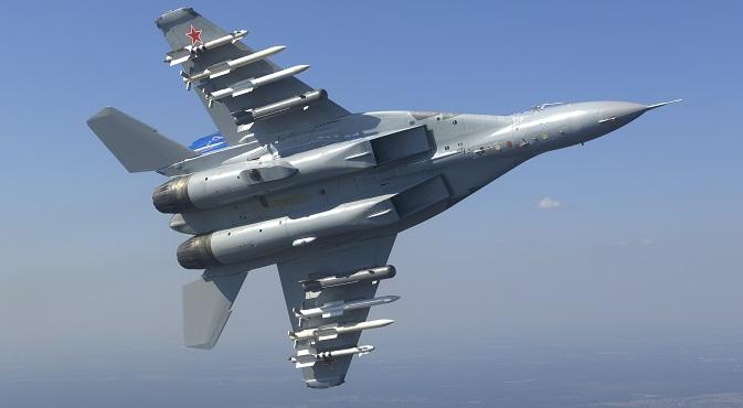 MiG-35. Source: MiG Corporation