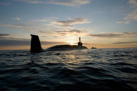 Until 2020, Russia will work actively on building fourth-generation submarines. Source: RIA Novosti