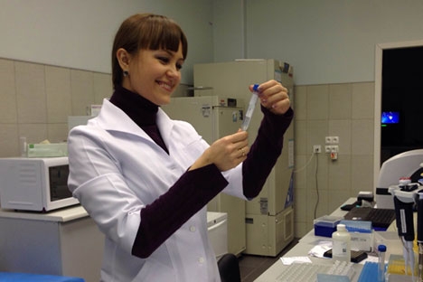 Volunteers from the most common and rare ethnic groups will be recruited to participate in the Russian Genomes project. Source: Press service of St. Petersburg State University