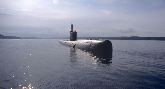 The Russian 'Varshavyanka' stealth submarines, which are being built under project 636.3 for the Black Sea Fleet, is a further development of the project 877EKM.