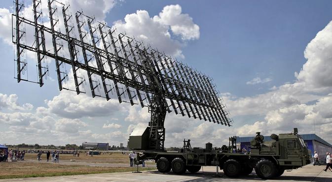 Nebo-M radar. Source: VitalyKuzmin / wikipedia.org