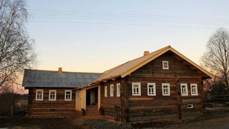 Brodsky museum in Arkhangelsk Region