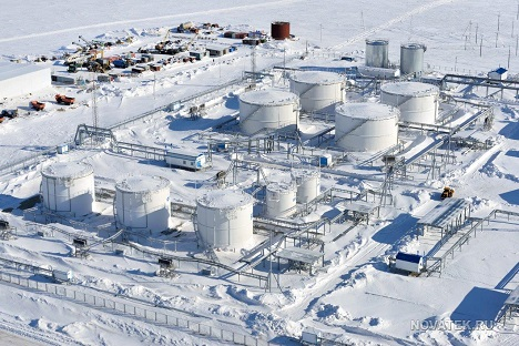 The total amount of investments required to complete the Yamal LNG has been set at $27 billion. Source: Novatek