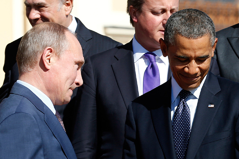 Cooperation between Russia and the U.S. on nuclear issues has stalled since the Ukraine crisis. Source: Reuters