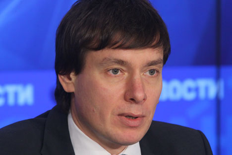 Andrey Slepnev. Source: Alexander Natruskin / RIA Novosti