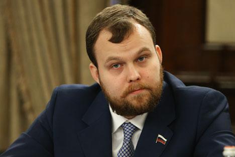 Vitaliy Zolochevskiy. Source: RIA Novosti