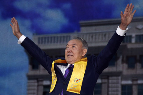Analysts have said that if Nazarbayev leaves the scene, Moscow risks losing one of its most crucial allies. Source: Reuters