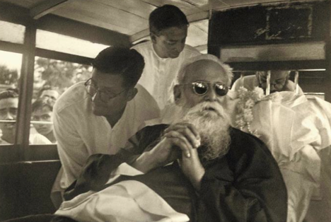 Rabindranath Tagore in 1941. Source: wikipedia.org