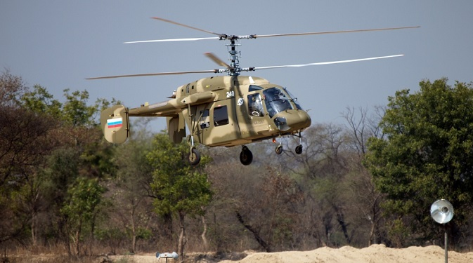 Ka-226T. Source: Russian helicopters
