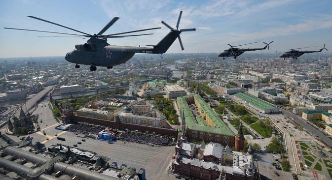 Mi-26. Source: Vladimir Astapkovich / RIA Novosti