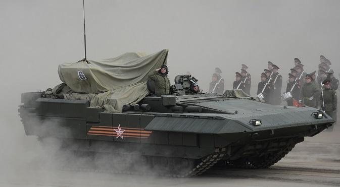 T-14 tank. Source: Ramil Sitdikov / RIA Novosti