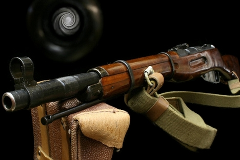 In the 18th century, the plant produced almost all weaponry issued to Russia's soldiers. Source: Press photo