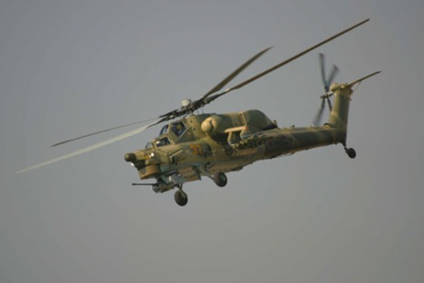 Mi-28. Source: Russian Helicopters