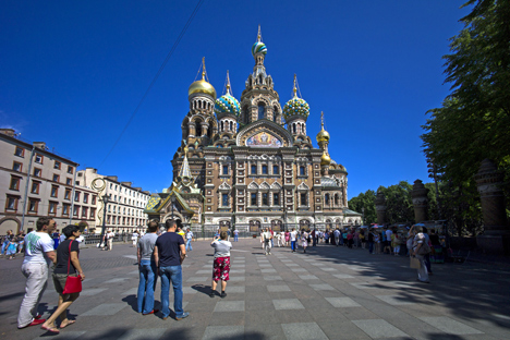 In early May, Russia rose by 18 points from 63th to 45th place in the prestigious international Travel & Tourism Competitiveness Report rankings. Source: Ullstein Bild/Vostock Photo