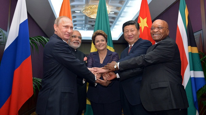 It is time for BRICS to go beyond the economic bloc. Source: BRICS2015.ru