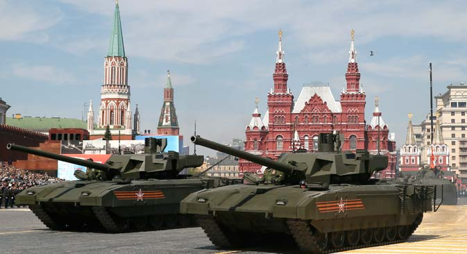 'Armata' will not be available for export for another 15 to 20 years, for a number of reasons. Source: EPA