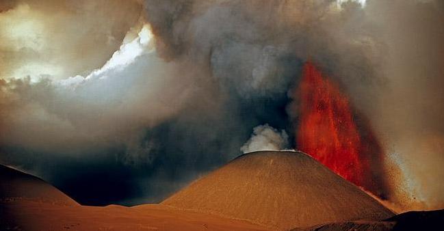 Tolbachik volcano. Source: Vadim Gippenreiter