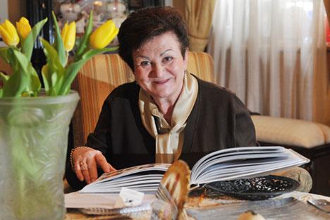 Yekaterina Genieva. Source: RIA Novosti / Artem Zhitenev