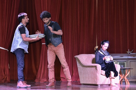 The theatre group 'Abhang' has staged 15 plays so far. Source: RCSC