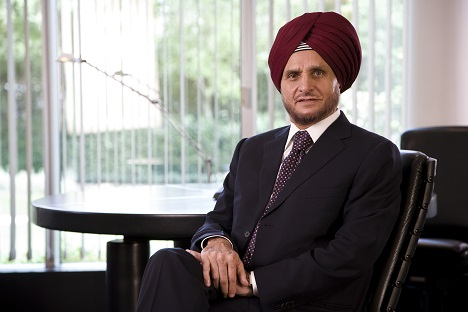 Onkar S Kanwar, Chairman, BRICS Business Council. Source: Apollo Tyres