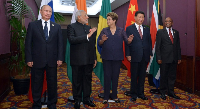 There are several shared interests that bring the BRICS economies together. Source: BRICS2015.ru