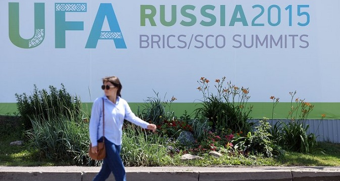 Ufa, the capital city of Bashkortostan, readies to welcome SCO and BRICS summit participants. Source: BRICS2015.ru
