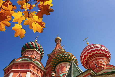Dancing, eating, drinking, boating, breathing: 5 great ways to spend your fall weekends in Russia's capital. Source: Lori/Legion-Media