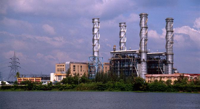 Titanium Dioxide Manufacturing Plant Kerala India