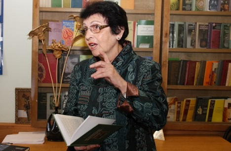 Professor Marietta Stepanyants.