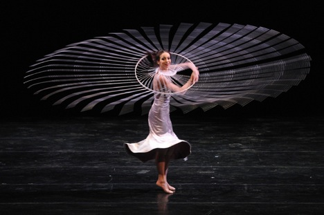 Diana Vishneva is one of most famous and celebrated dancers in Russia.