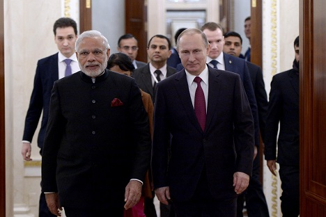 The visit of Narendra Modi to Russia will successfully add a modern dimension to the traditional friendship and business relationship between the two nations.