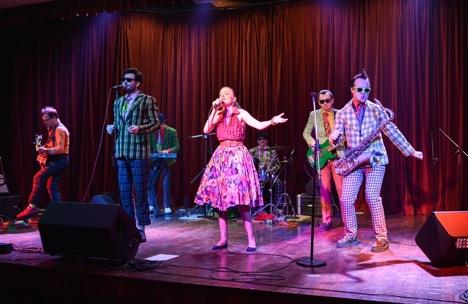 'Stylyagi band'.