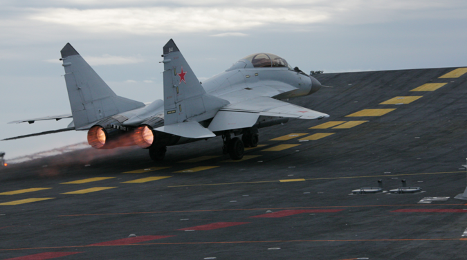 The MiG-29KUB: in the Russian and Indian skies for 9 years