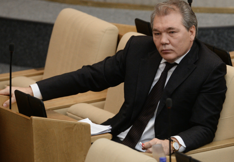 Leonid Kalashnikov, MP of the State Duma Committee for International Relations.