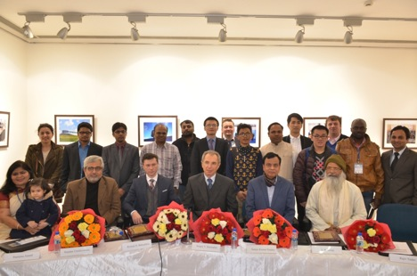 "Participants of the international conference on ""BRICS: Evolution from an acronym to a global player""."