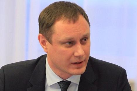 Sergey Novikov.
