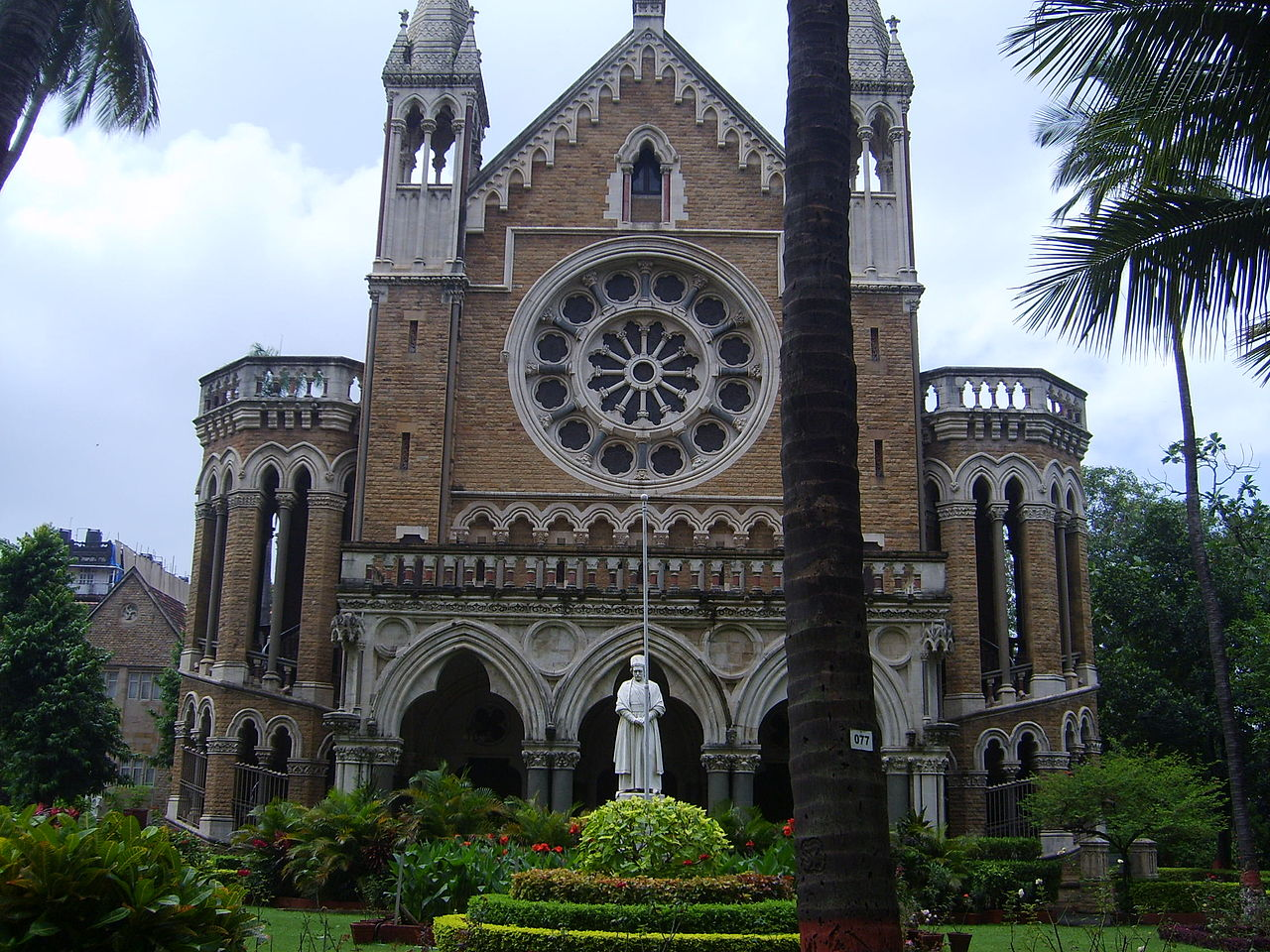The University of Mumbai.