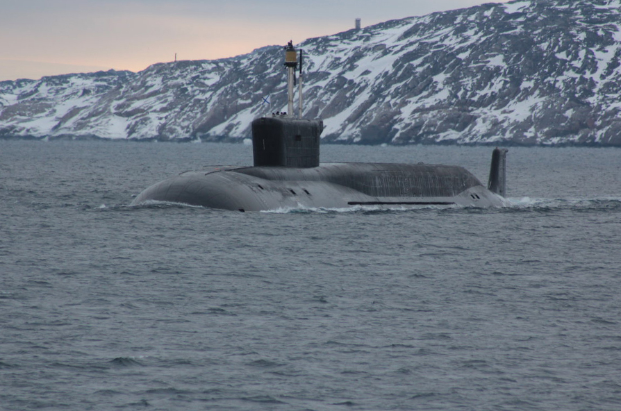 Vladimir Monomakh is a Russian ballistic missile submarine of the fourth generation Borei class (Project 955).