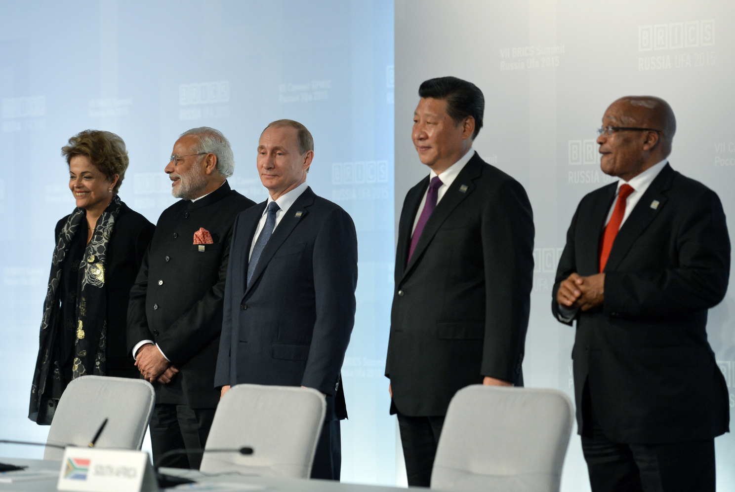 Preparations for the 8th BRICS summit in Goa have begun.