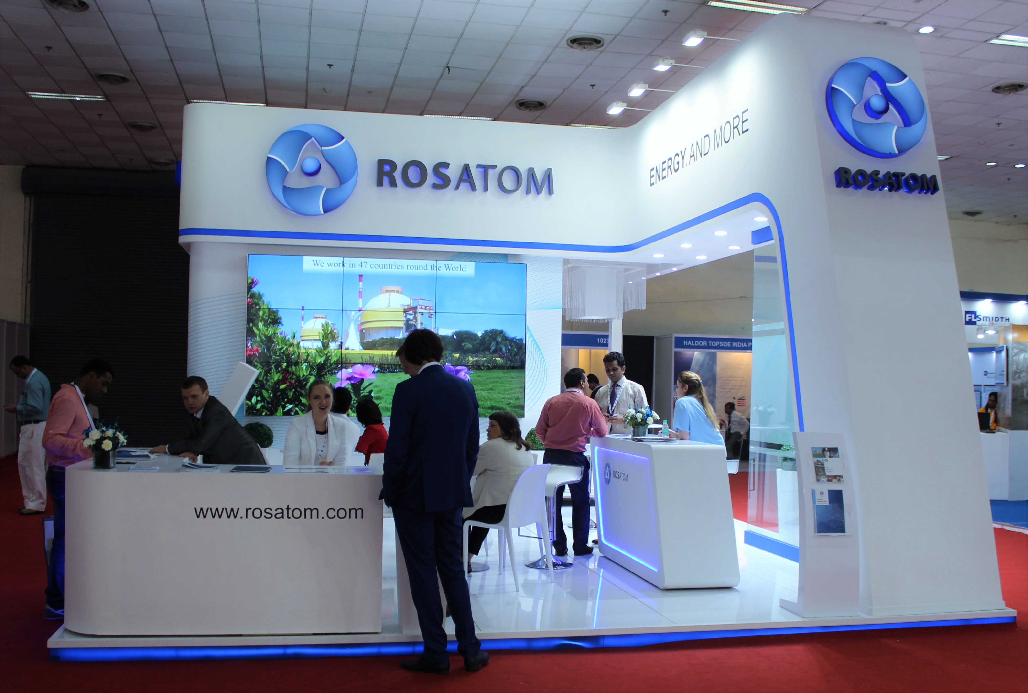 Russia's state-run nuclear power corporation, Rosatom, built the KNPP, which is now being operated by the Nuclear Power Corporation of India (NPCIL).