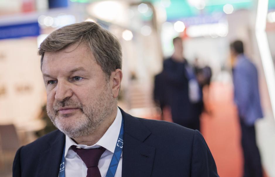 Direktur Kerja Sama Internasional dan Kebijakan Regional Rostec Viktor Kladov.