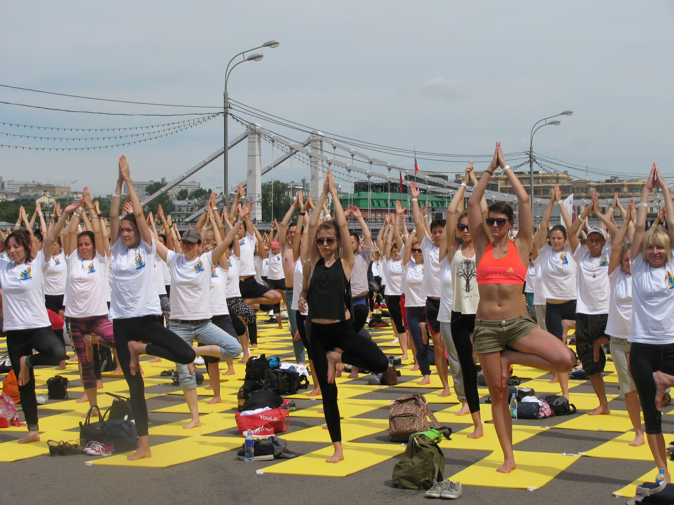 For a long time yoga did not receive a wide response and support in Russia, but in recent years due to the growing interest in India, the situation has changed.