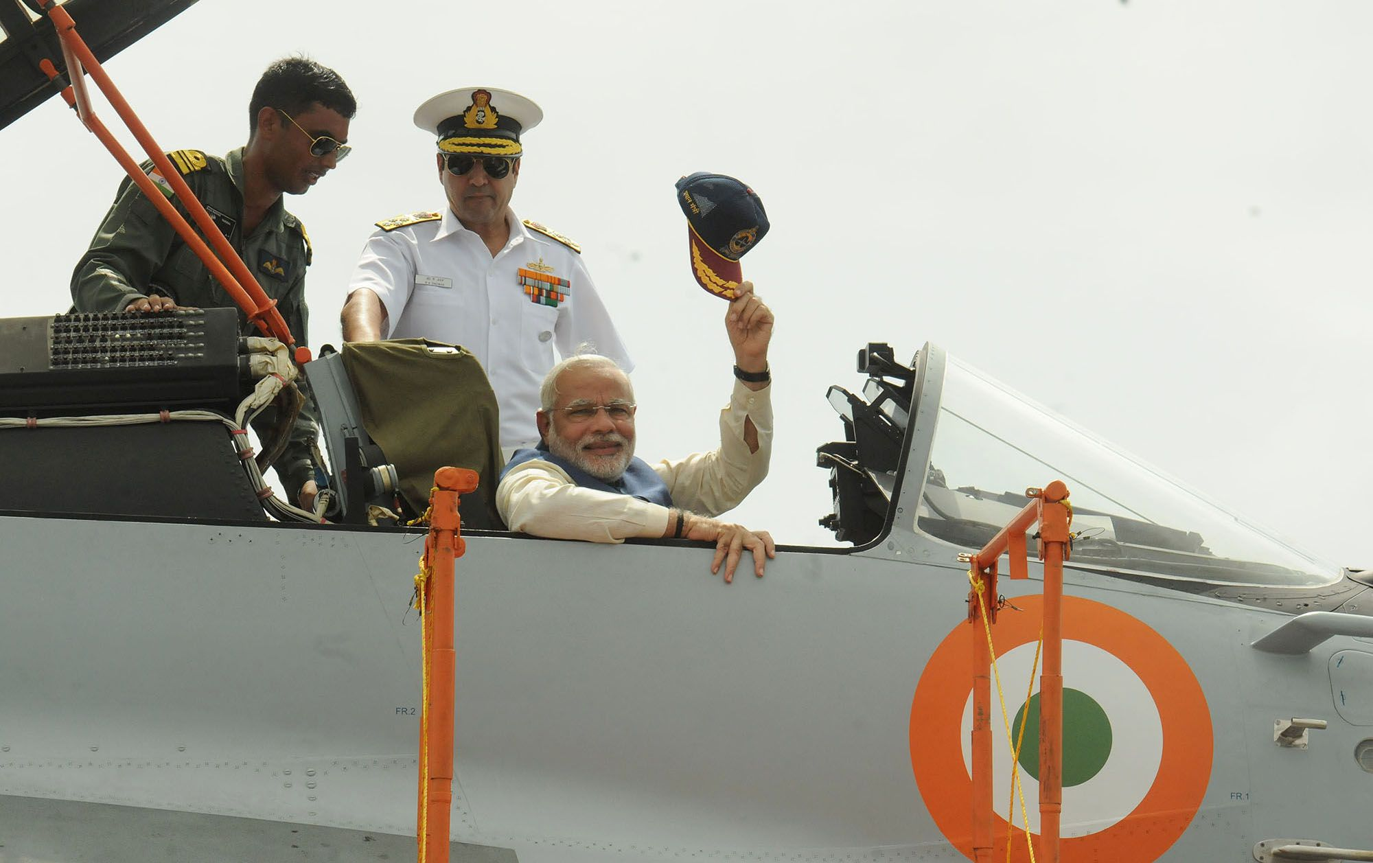 The defence industry was among the 25 sectors of the economy, to which 'Make in India' pays attention.