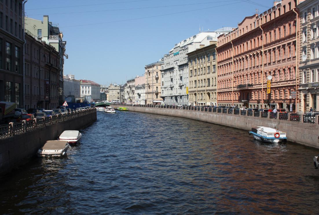St. Peterburg. Source: Ajay Kamalakaran